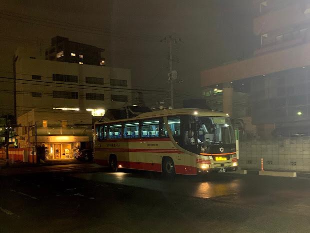 八盛号(岩手県北バス)