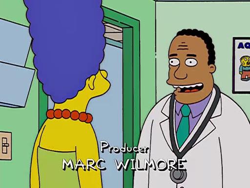 Los Simpsons 14x20 Detengan a mi esposa, por favor