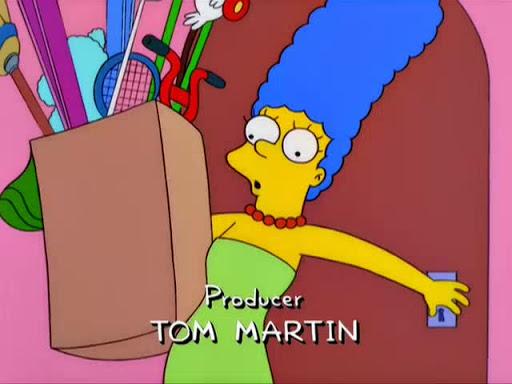 Los Simpsons 11x10 La pequeña mamá