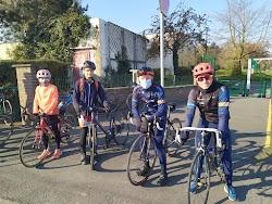17/04 Sortie Route Jeunes