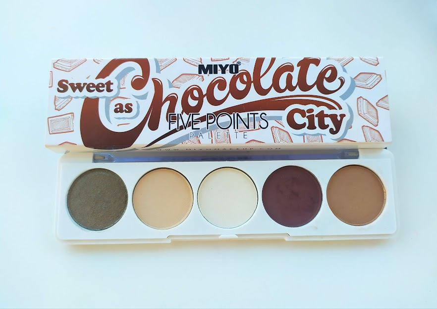 Chocolate City, paleta Miyo