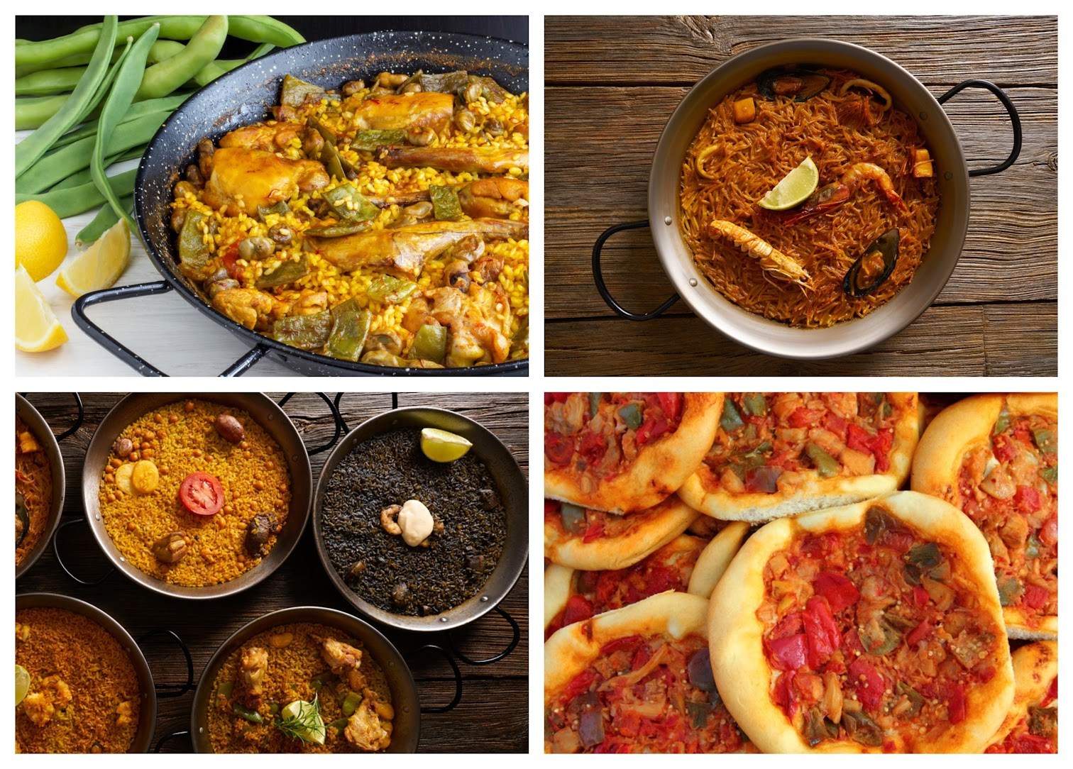 platos tipicos de la Comunidad Valenciana