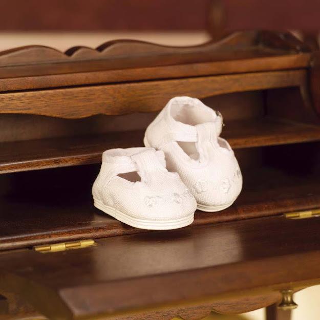 Contenido de JB35008 Juanín Bebé Zapatos Loneta Blanco