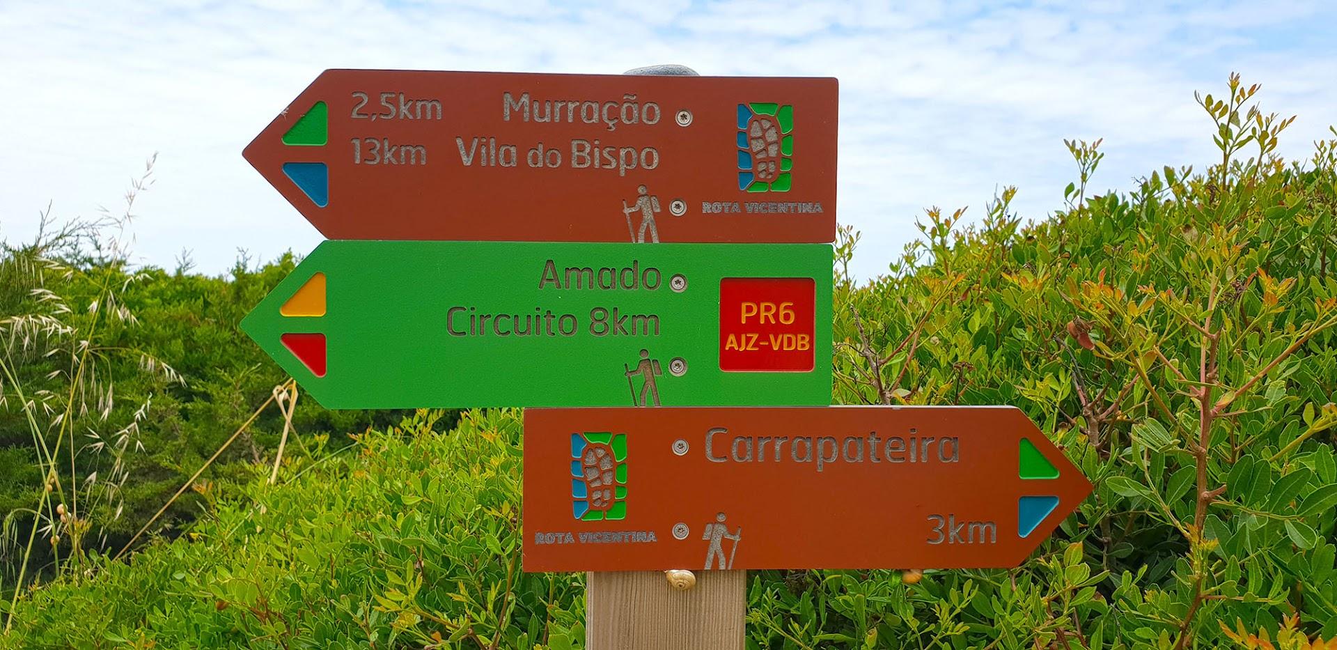 Fazer a ROTA VICENTINA | 750 km de trilhos desde São Torpes e Santiago do Cacém a Lagos