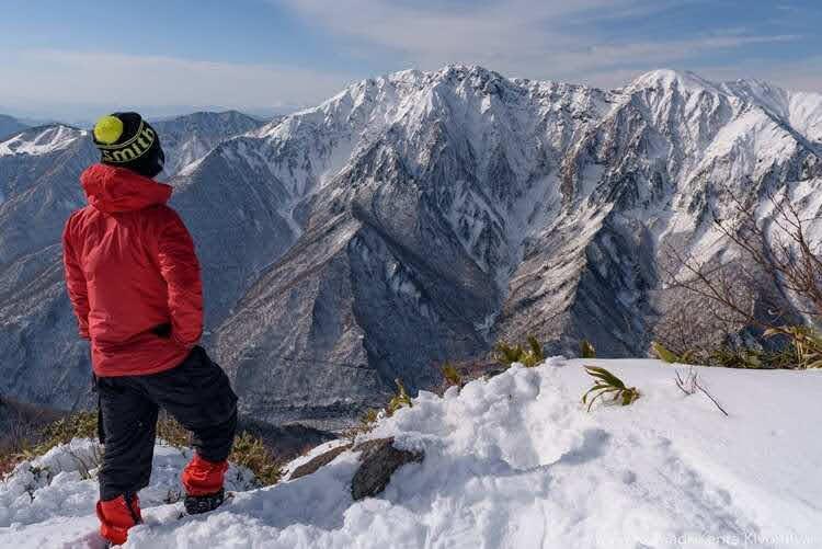 雪山登山の振り返り(1年目~2年目):雪山初心者がステップアップで次に登りたい山はどこ?