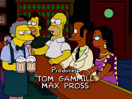 Los Simpsons 15x12 Milhouse ya no vive aquí
