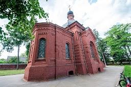 Николаевская церковь-усыпальница Пирогова