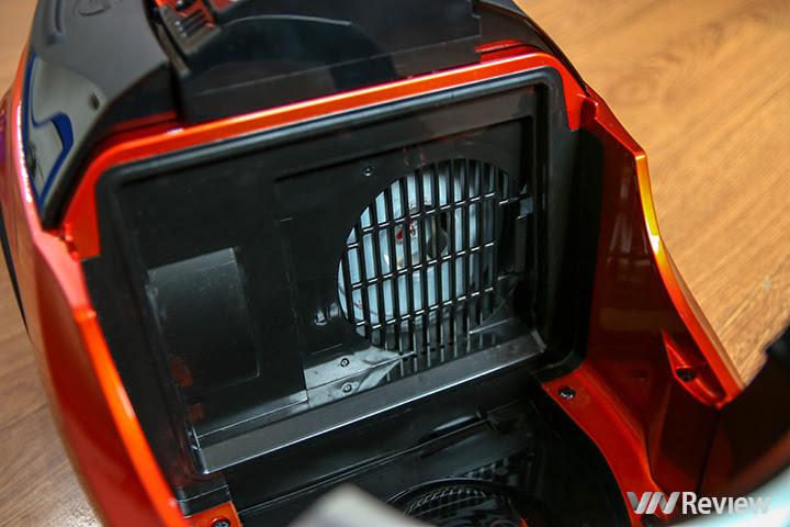 Động cơ 2300W của Hitachi CV-SE230V