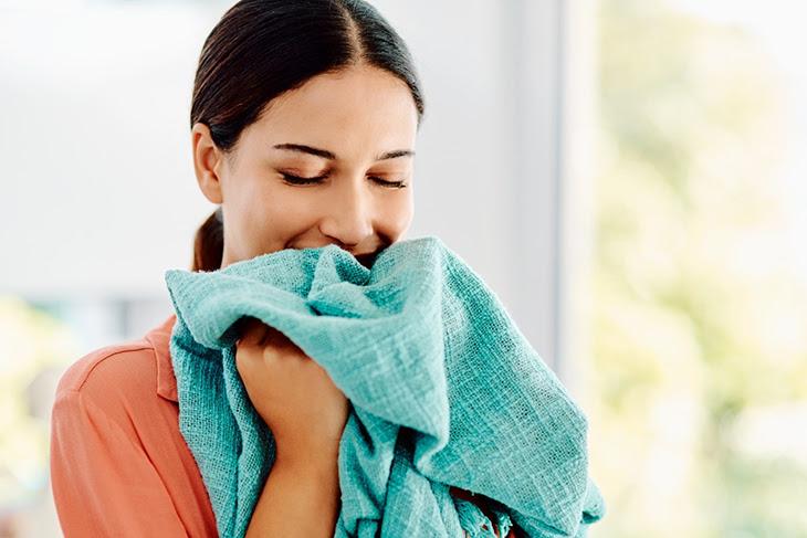 Giặt sạch sâu và thơm lâu hơn