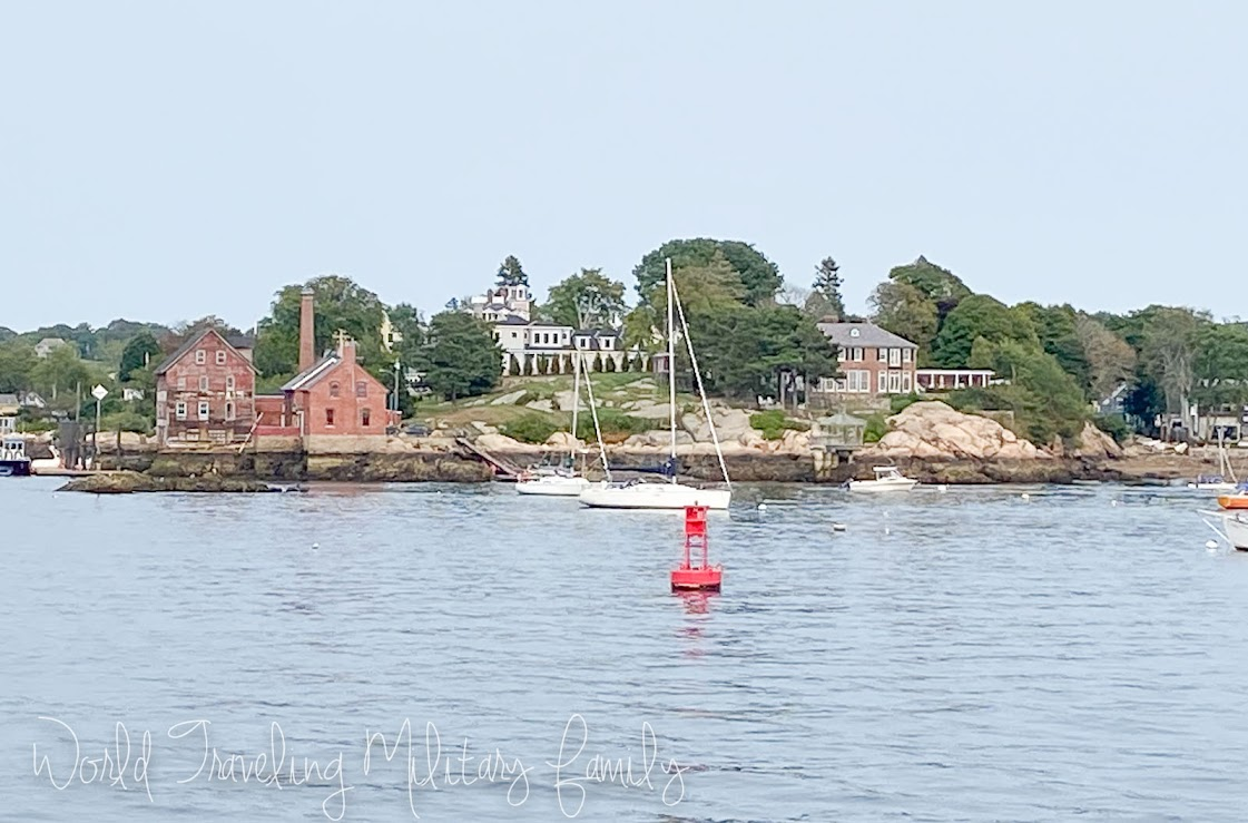 Cape Ann Old buildings