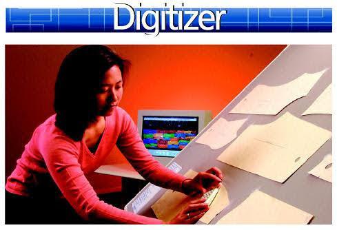 Gerber Digitizer Hướng Dẫn Thao Tác Bảng Nhập Mẫu 1