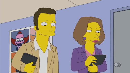 Los Simpsons 21x10 Érase una vez en Springfield