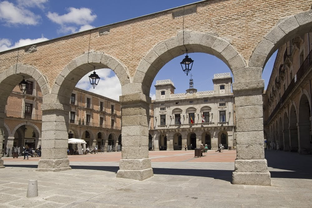 Plaza Mayor Ávila
