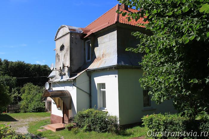 Поселок Янтарный, Калининград
