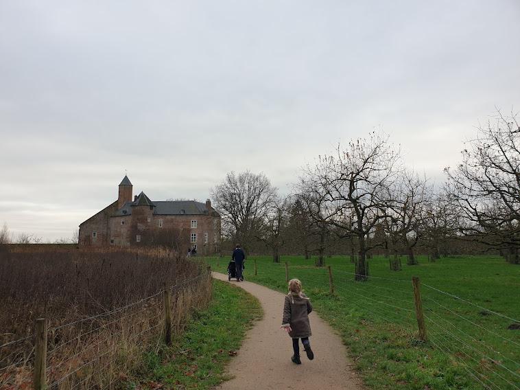 Schitterende Wandeling bij Waardenburg en Neerijnen
