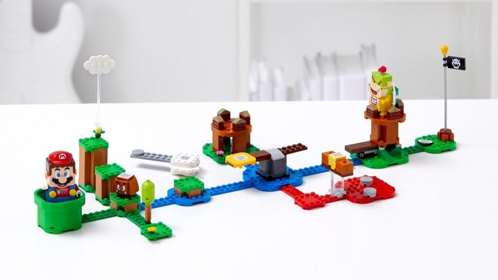 レゴ®スーパーマリオ レゴマリオ と ぼうけんのはじまり 〜 スターターセット