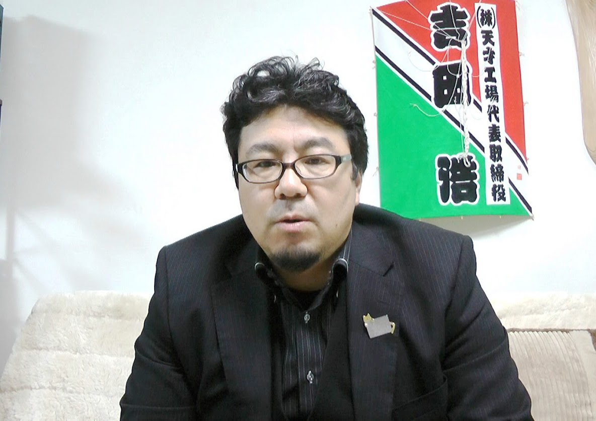 20111112志魂塾インタビュー 吉田浩