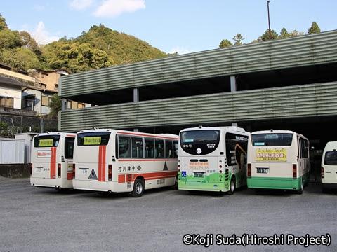 奈良交通「八木新宮線ツアー」 ・938 十津川温泉バスセンター_02