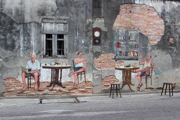 Songkla Old Town