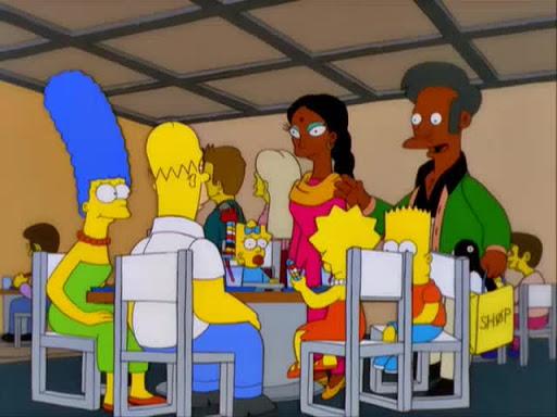 Los Simpsons 11x07 Mal Comportamiento