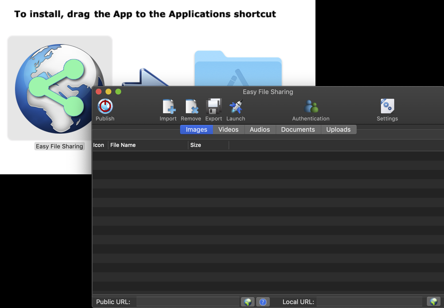 [Free Giveaway] PCWinSoft Easy File Sharing for macOS Registration Key