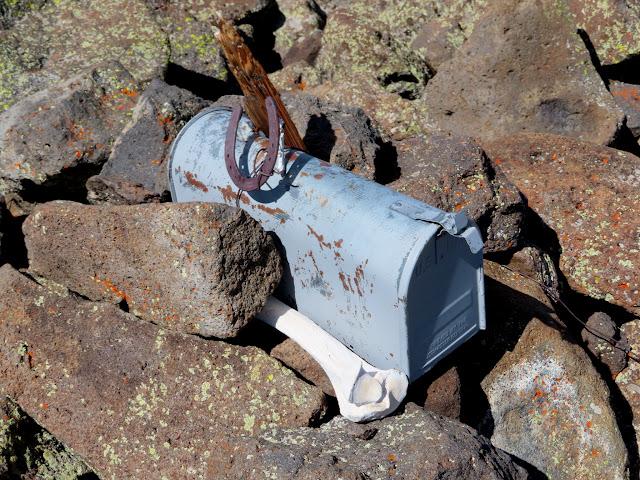 Mailbox at the summit
