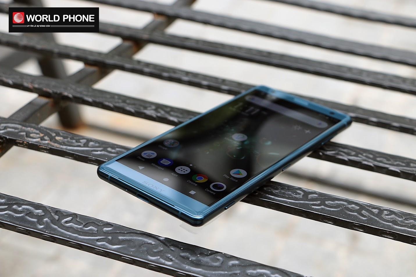 Sở hữu Sony XZ2, bạn sẽ có trong tay thiết bị âm thanh cực đỉnh từ đàm thoại tới giải trí