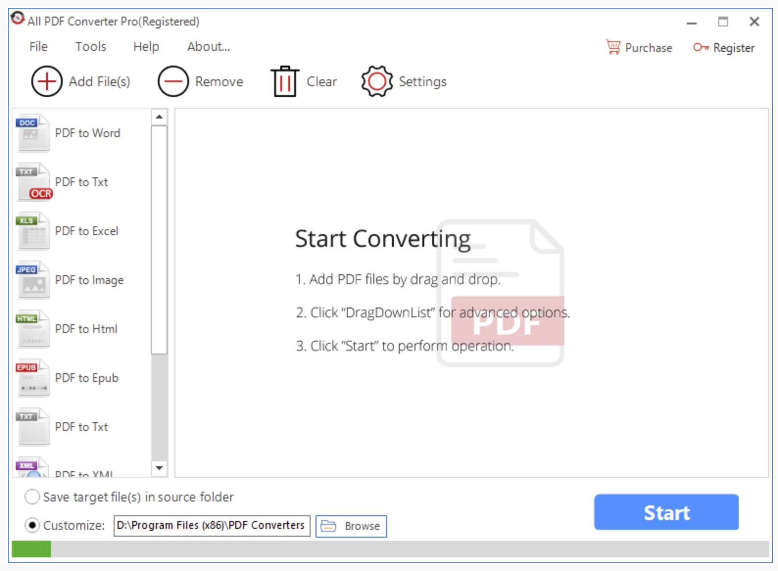 [Free Giveaway] All PDF Converter v3.5.6 for Windows Registration License Code - Convert PDF Documents to Multiple Formats