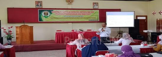 Pelaku wirausaha di kabupaten Ngawi jatim