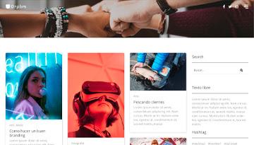 Blog Moderno