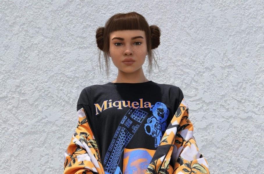 Robot Miquela