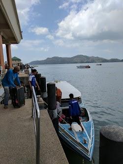Speedboat from Pak Bara to Lipe