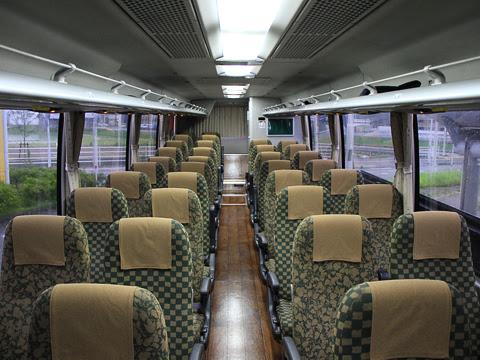 JR九州バス「B&Sみやざき」 4063 車内