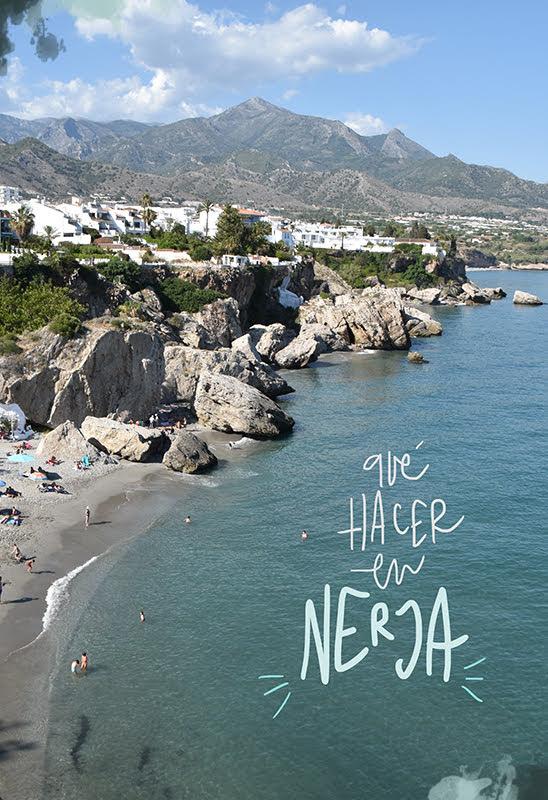que ver y hacer en Nerja