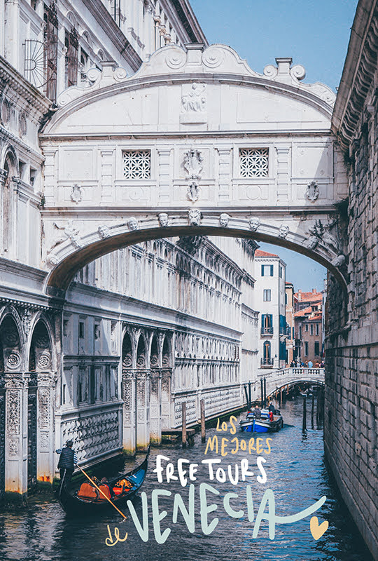mejores free tours de venecia en español