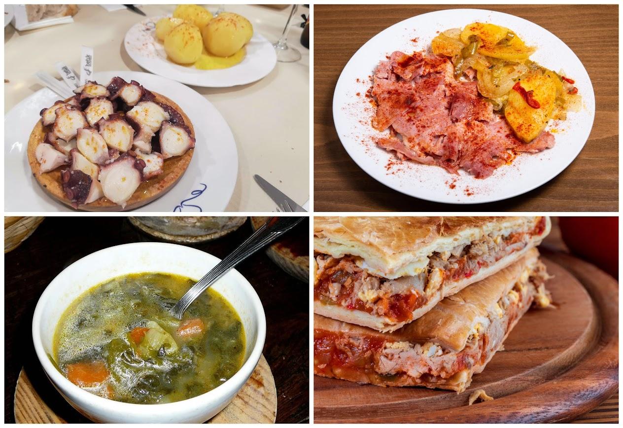 que comer en Galicia