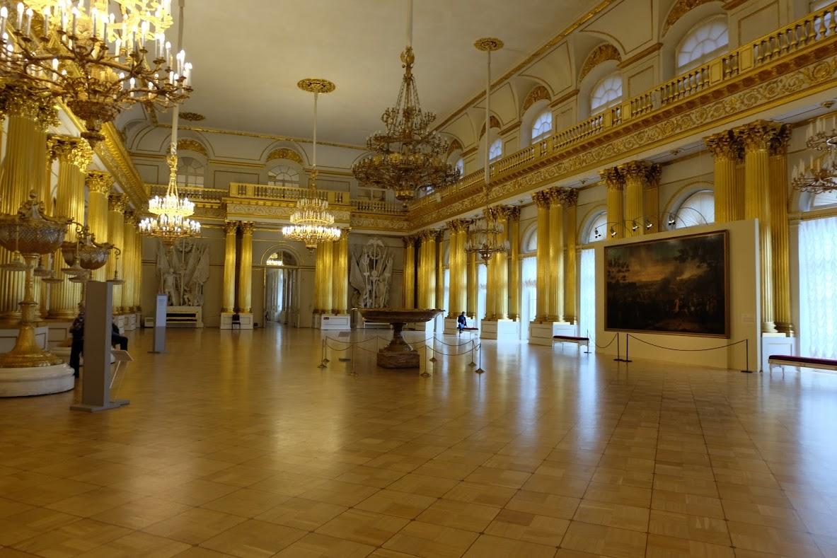Санкт-Петербург. Четыре дня в марте 2021