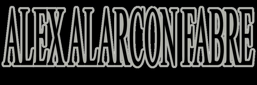 ALEX ALARCON LOGO