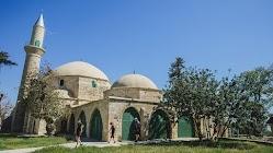 Мечеть Хала Султан Теке