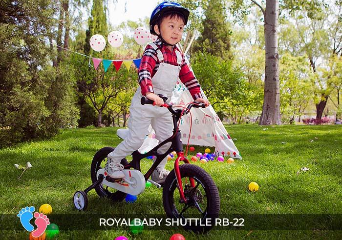Xe đạp trẻ em Royal Baby Shuttle RB-B22 11