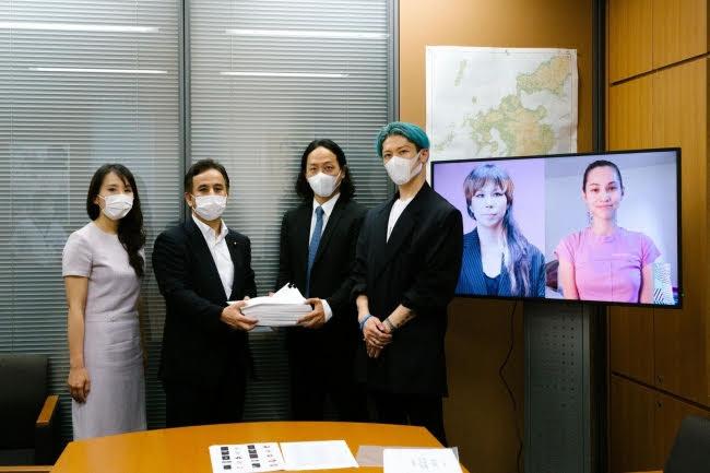 MIYAVI 、 AI 、 水原希子 都簽了!「 Sign For Life 」向日本政府請願 祈新冠肺炎早日終結