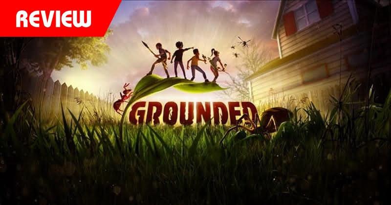 [Review] Grounded สวนสนุกหลังบ้าน