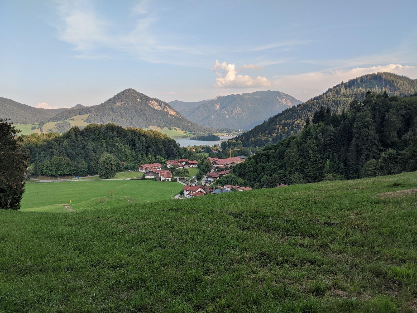 Schliersee: Gindelalm trail mtb - August 20