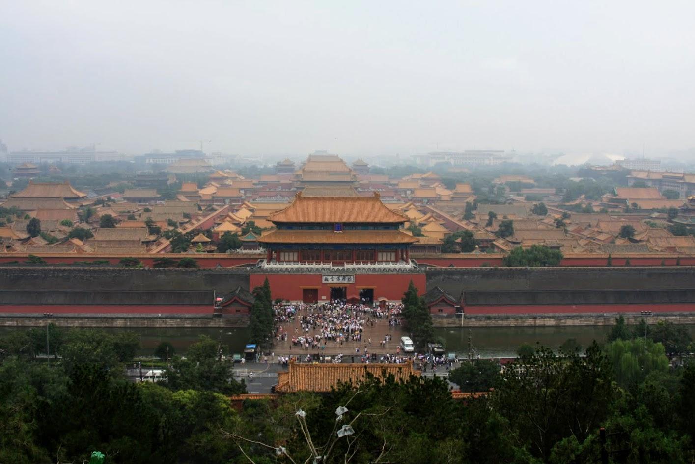Viajar na China