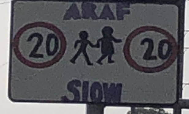 Councillors back 20mph speed limits
