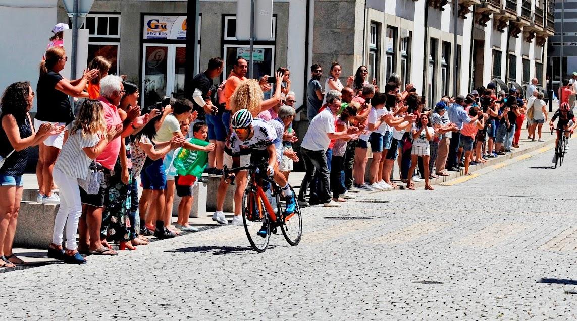 AVISO: Volta a Portugal condiciona circulação esta quarta-feira