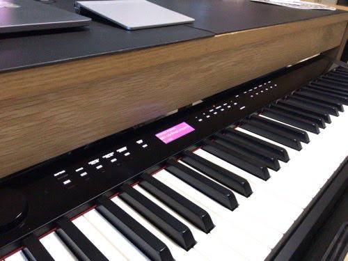 電子ピアノを買ってみた。