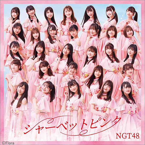 200722 (DVDISO+FLAC) NGT48 5th Single – シャーベットピンク