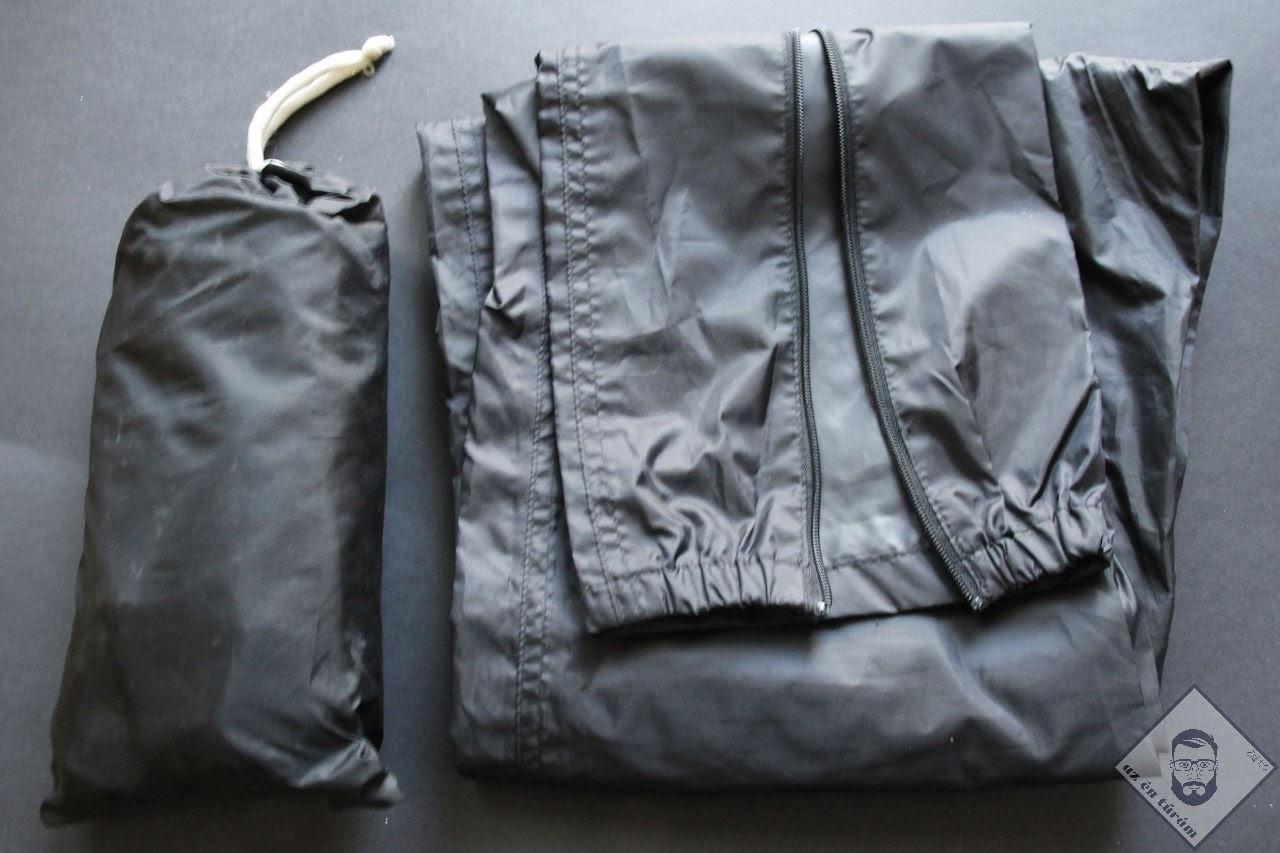 KÉP / Kamásli és esővédő nadrág