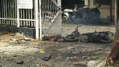 Ledakan Bom Bunuh Diri di Gereja Katedral Makassar, Kapolda Sulsel Sebut 1 Orang Tewas Adalah Pelaku